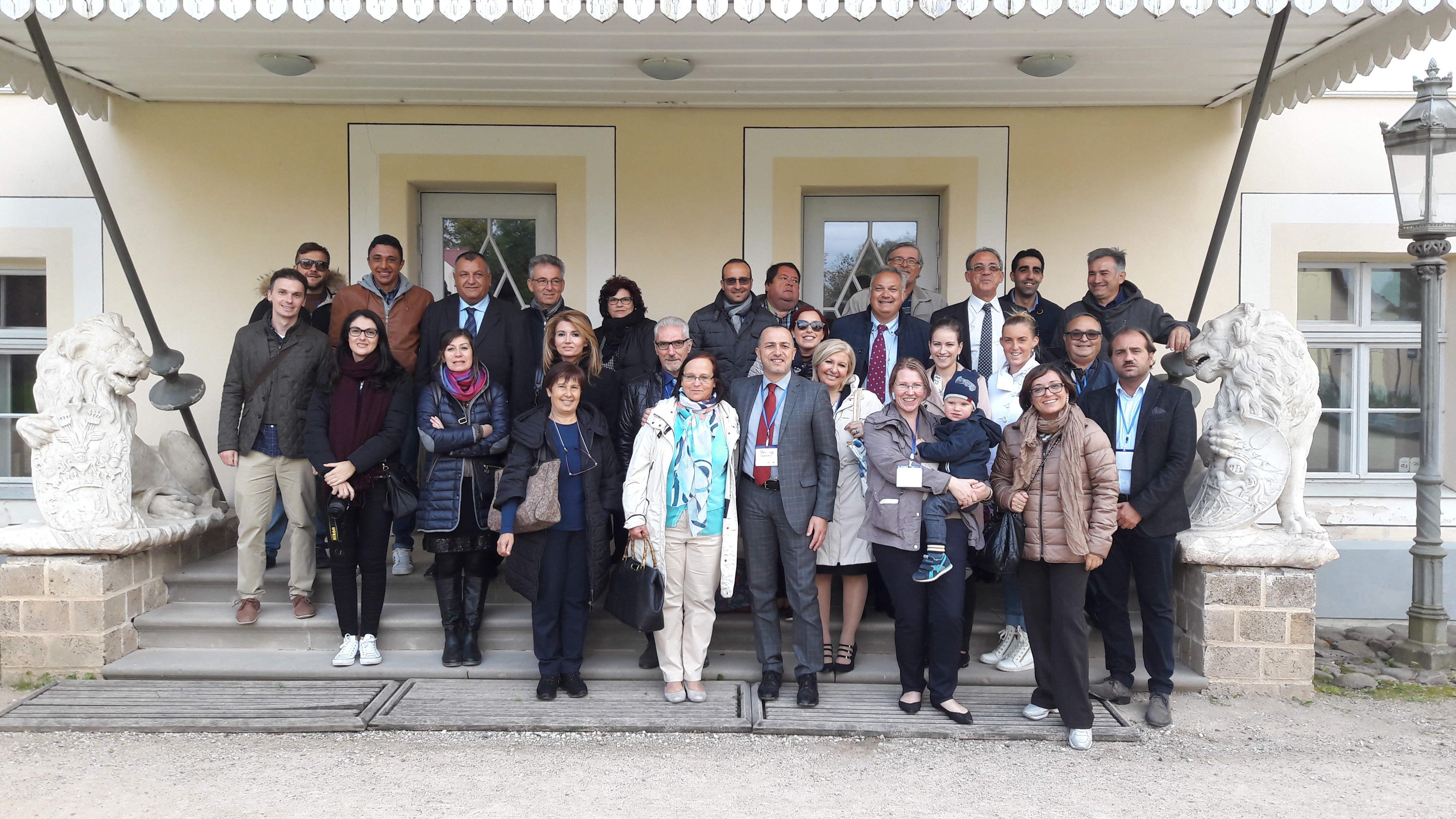 "Projekta ''WELCOME - Welcoming network for migrant rights and European citizenship"" kopsavilkums"