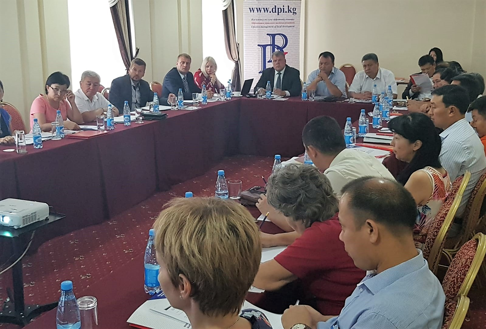 LALRG in Kyrgyzstan shares its experience in representing local government interests