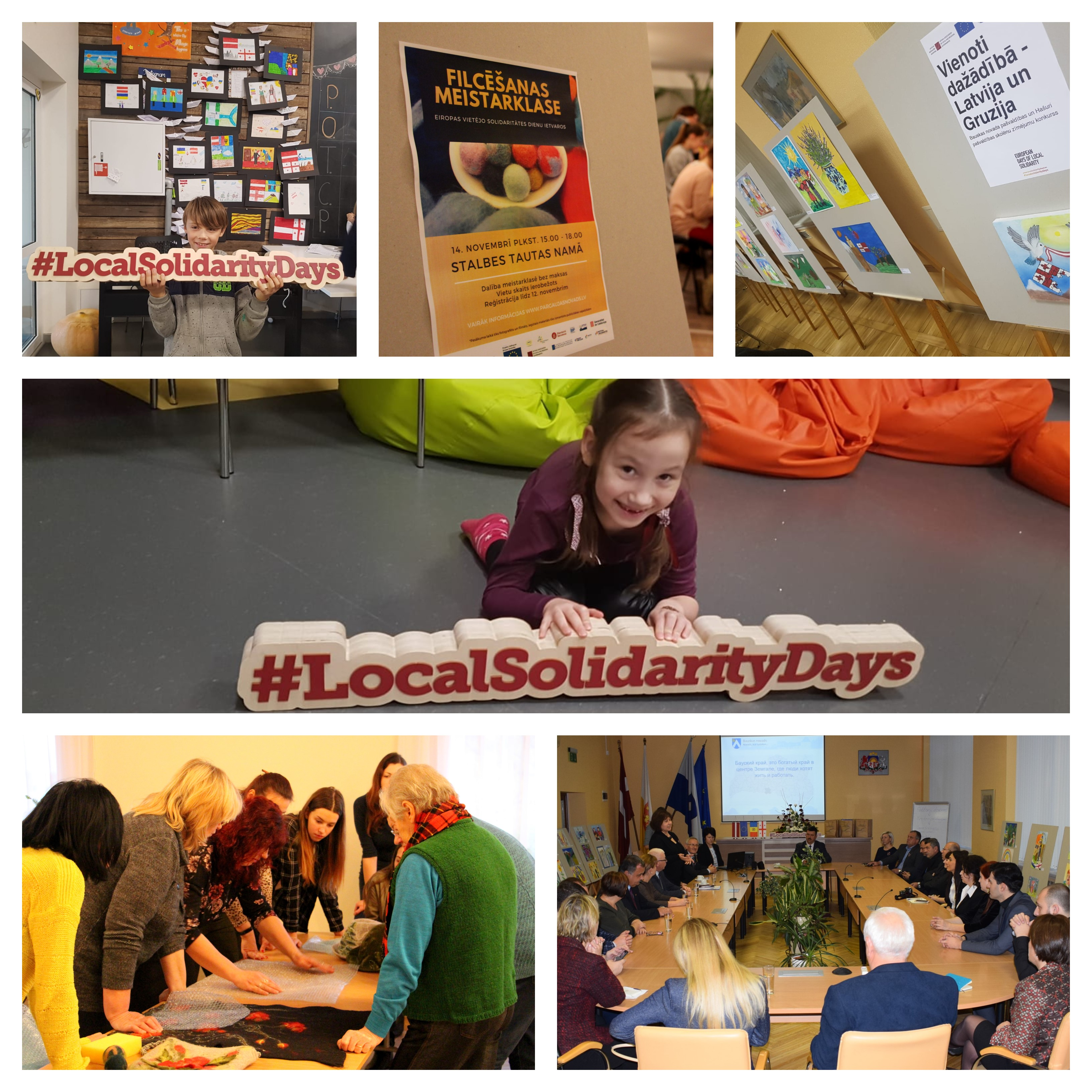 The European Days of Local Solidarity 2018 – big changes come from local actions