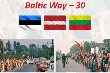 Baltic Way – 30