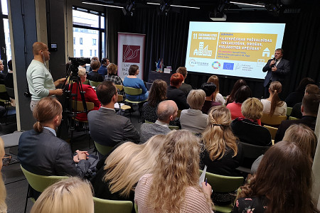 Global Goals Week 2019: a series of events and activities in Latvian municipalities
