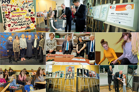 European Days of Local Solidarity in Latvian local governments - successful and attractive